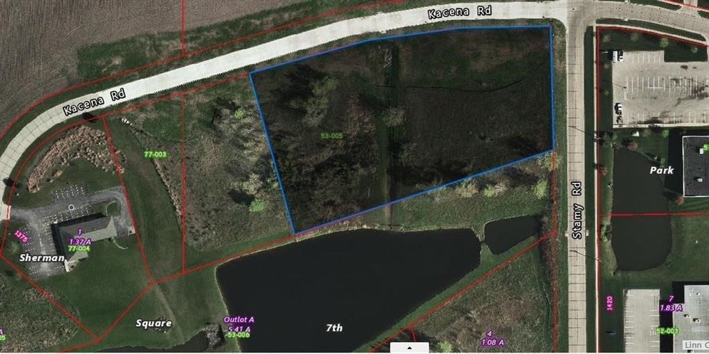 Kacena Lot 2 Hiawatha Ia 52233 Land For Sale And Real Estate