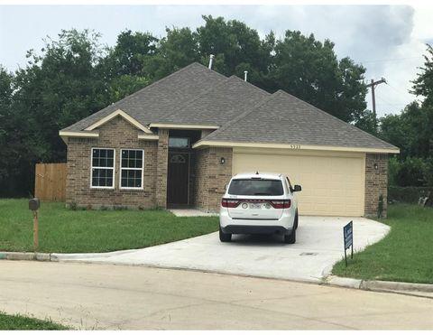 South Acres Crestmont Park Houston Tx New Homes For Sale