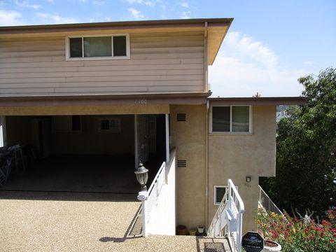 8100 Fairview Ave, La Mesa, CA 91941