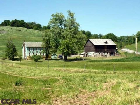 tyrone pa waterfront homes for sale