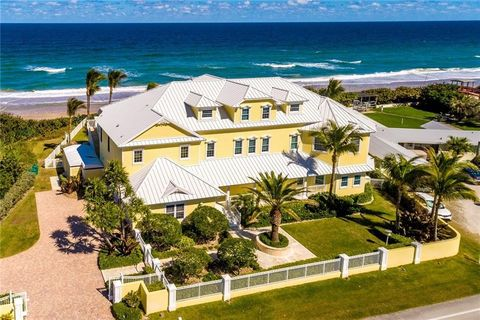 Photo Of 5045 S Highway A1a Melbourne Beach Fl 32951 House For