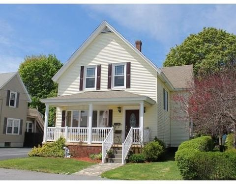 36 Sherbrook Ave, Worcester, MA 01604