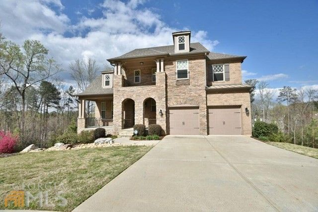 Former Brave Mike Minor Selling Roswell Home