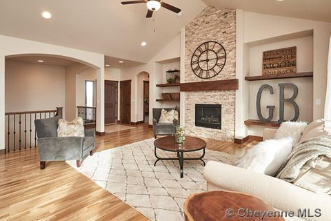 Photo of 2474 Channell Dr, Cheyenne, WY 82009