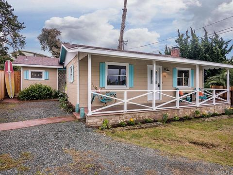 Photo of 54 13th St, Cayucos, CA 93430
