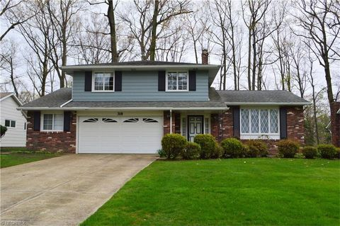 318 Claymore Blvd, Richmond Heights, OH 44143