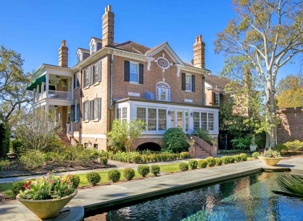 Lakefront Homes For Sale In Charleston Sc
