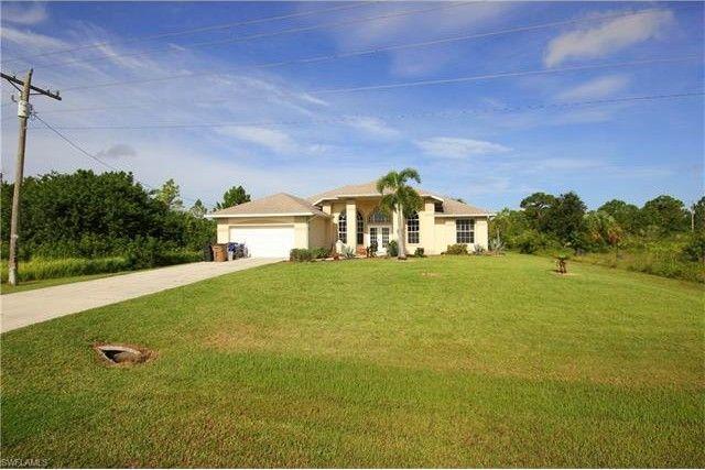 For Sale Homes On Bell Blvd Lehigh Acres Fl
