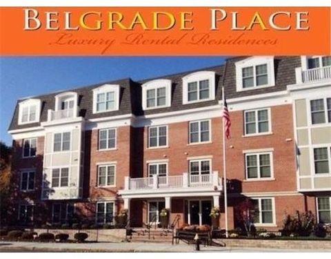 446 Belgrade Ave Unit 107, Boston, MA 02132