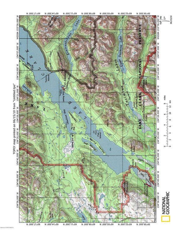 Port Alsworth Alaska Map.L6 8 B16 Keyes Pt Port Alsworth Ak 99653 Land For Sale And Real