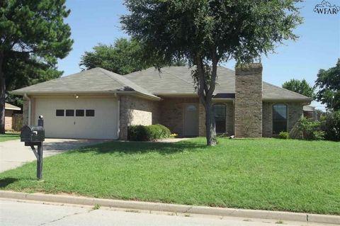 1315 Parliament St, Burkburnett, TX 76354