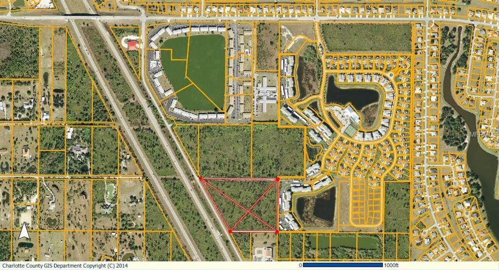 2250 Luther Rd Punta Gorda FL Land For Sale and Real