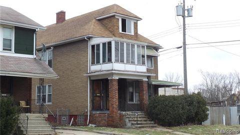 7226 American St, Detroit, MI 48210