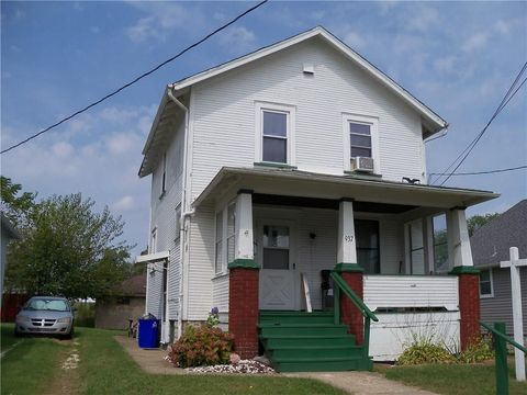 937 Temple Ave, New Castle, PA 16101