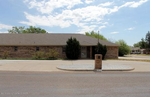 607 4th St, Canyon, TX 79015