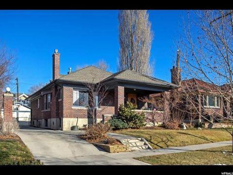 Salt Lake City Ut Real Estate Salt Lake City Homes For