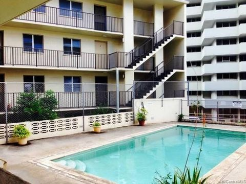 1099 Green St Unit A401, Honolulu, HI 96822