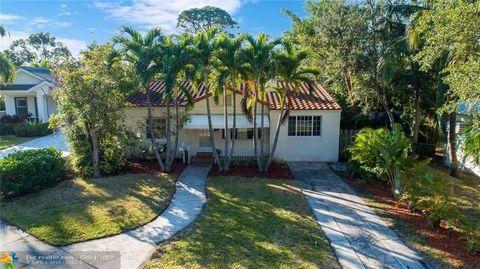 Photo of 712 Ponce De Leon Dr, Fort Lauderdale, FL 33316
