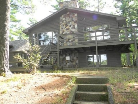 W3841 Northwoods Trl, Town of Crystal Lake, WI 54982