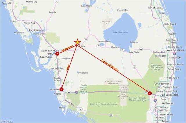 Where Is Labelle Florida In The Map.1502 Secretariat Dr Labelle Fl 33935 Realtor Com