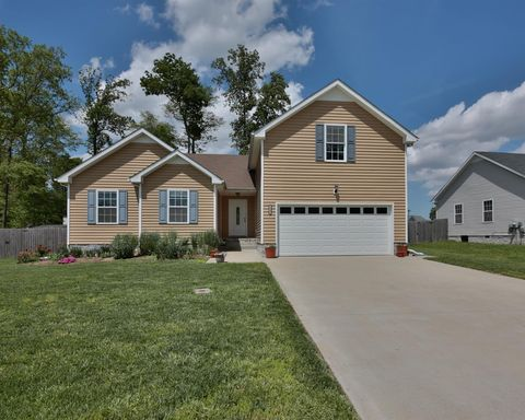 1389 Scrub Oak Dr, Clarksville, TN 37042