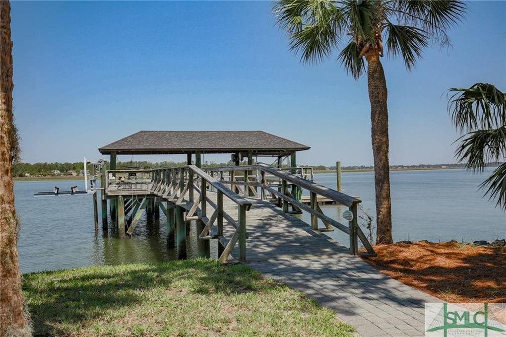 Homes For Sale On Modena Island Savannah Ga