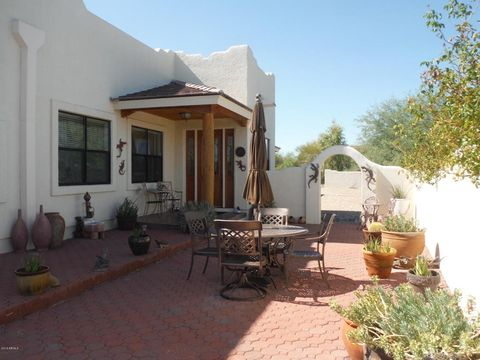 35100 S Antelope Creek Rd, Wickenburg, AZ 85390