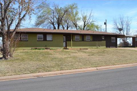 213 Pawnee, Burns Flat, OK 73624