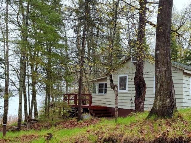 6746 W Black Oak Lake Rd, Land O Lakes, WI 54540