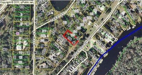 Photo of 6626 Riverside Dr, Yankeetown, FL 34498