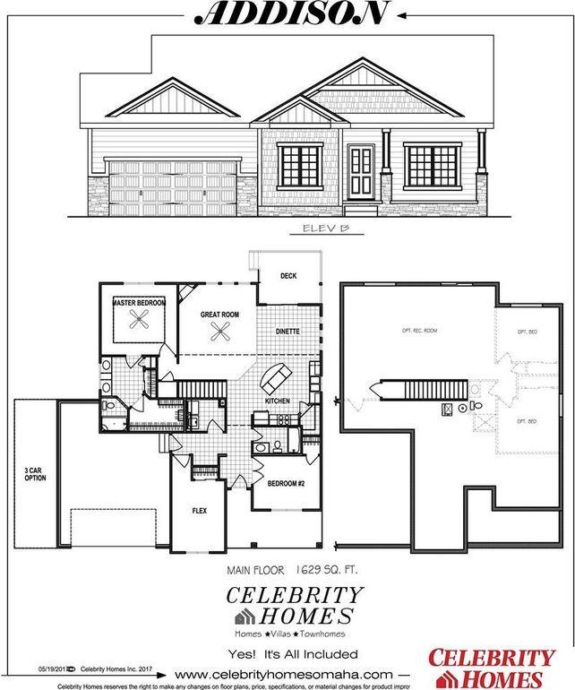 Waterford, Kiltera Villas Homes for Sale in Omaha NE ...