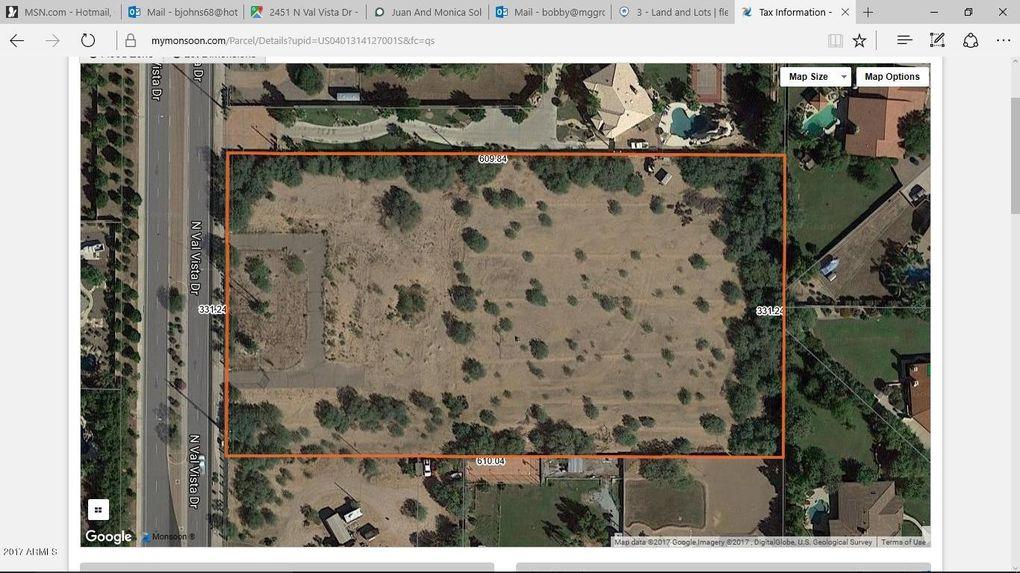 2451 N Val Vista Dr, Mesa, AZ 85213 - realtor.com®