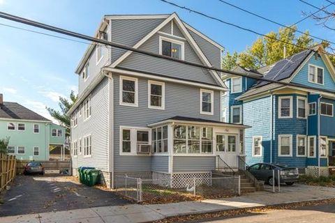 medford  ma multi family homes for sale   real estate
