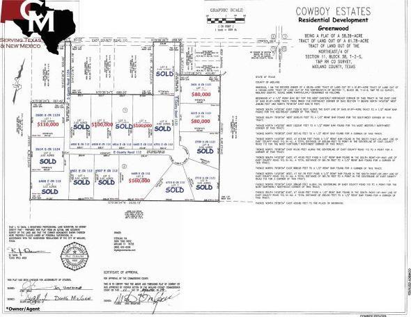 Midland County Property Tax Sale