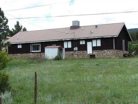 29796 Highway 64, Ute Park, NM 87749