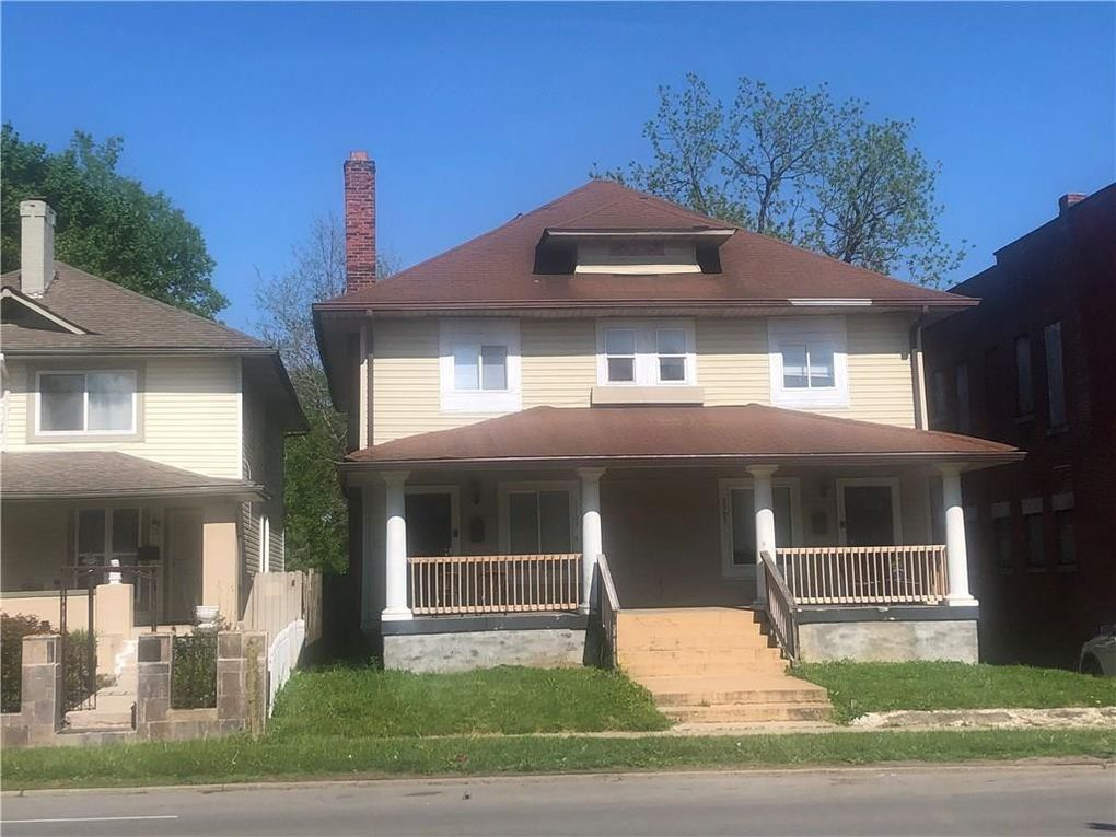 2707-2709 N College Ave Indianapolis, IN 46205