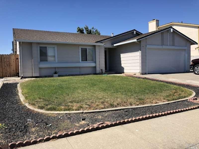 1411 Pintail Dr Suisun City, CA 94585