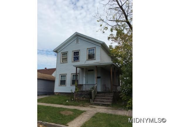503 arthur st utica ny 13501 home for sale real