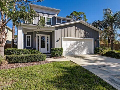 3273 Horn Ct Jacksonville Beach Fl 32250 House For