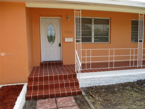 Photo of 536 Nw 153rd St, Miami, FL 33169