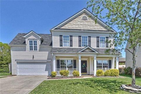 9684 Ravenscroft Ln Nw Concord NC 28027 Single Family Home