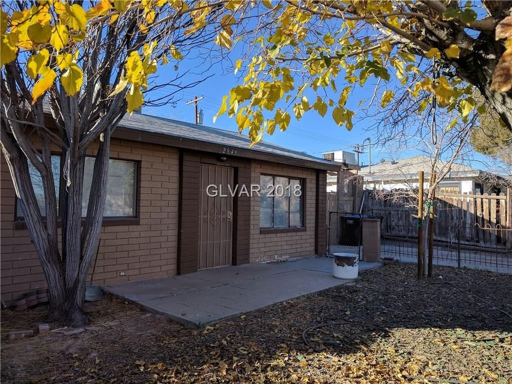 2545 Magnet St, North Las Vegas, NV 89030