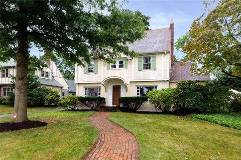 P O Of 61 Crestwood Rd West Hartford Ct 06107 House For Sale