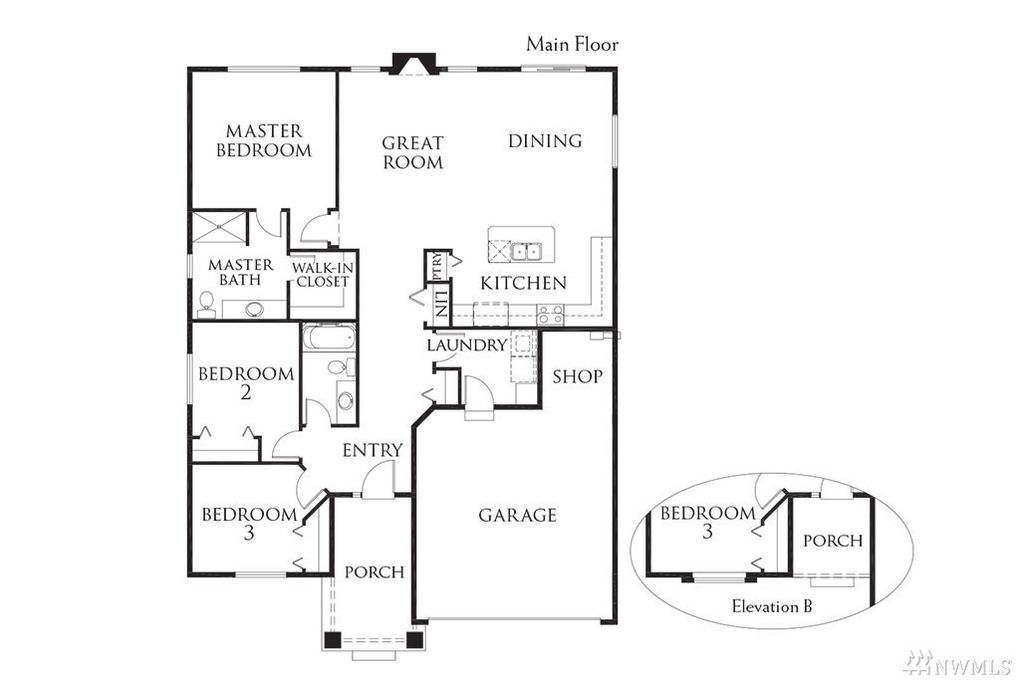 112 Walnut Ave Sw Unit 19, Orting, WA 98360