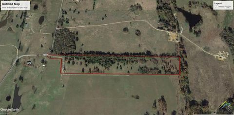 County Road 4960, Quitman, TX 75783