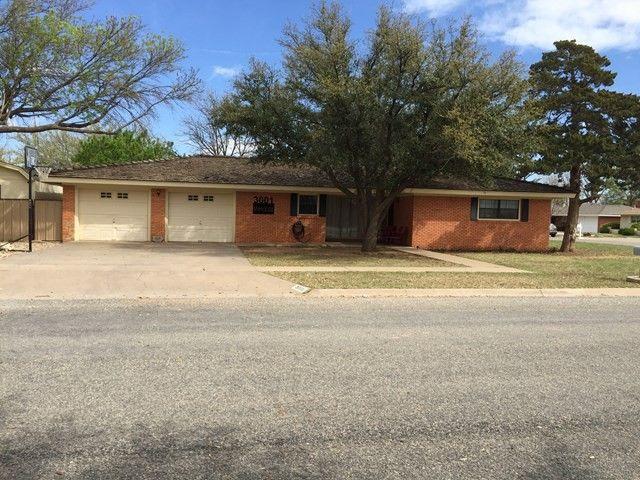 3001 32nd St, Snyder, TX 79549