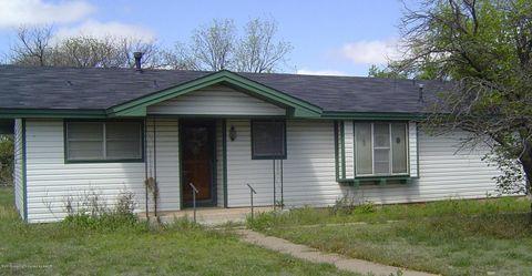 117 Iowa St S, Shamrock, TX 79079