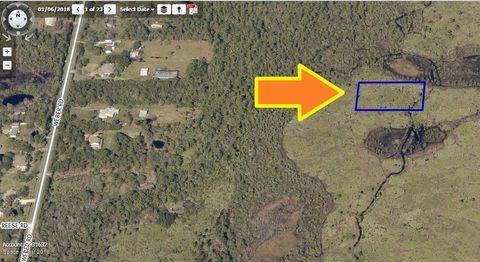 Photo of No Access East Of Weber-reese Rd, Malabar, FL 32950