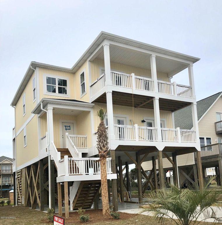 1718 W Beach Dr, Oak Island Beach, NC 28465