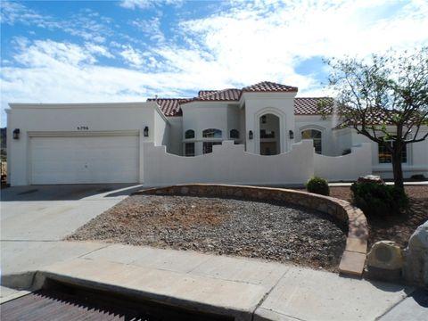 6296 Franklin Dove Ave, El Paso, TX 79912